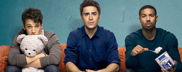 THAT AWKWARD MOMENT review by Ronnie Malik – Zac Efron, Miles Teller & Michael B. Jordan have sex in the city