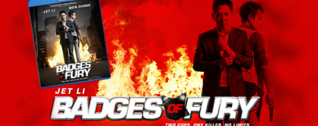 Home Video Trailer: Jet Li's BADGES OF FURY hits Blu-ray & DVD today, and looks awesome
