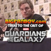 Video interview: Marvel's GUARDIANS OF THE GALAXY cast tells us about their characters for 10 minutes