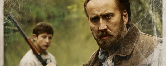 JOE trailer – David Gordon Green directs Nicolas Cage & MUD's Tye Sheridan in an indie drama