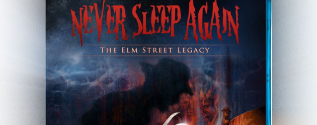 Home Video Release of the Week: NEVER SLEEP AGAIN: THE ELM STREET LEGACY – enter to win a signed Blu-ray!