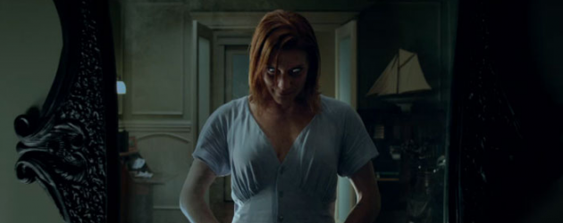 OCULUS trailer and hi-res poster – Karen Gillan & Katee Sackhoff see scary things in the mirror