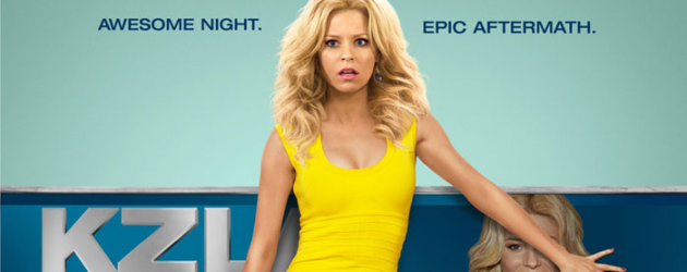WALK OF SHAME trailer and poster – Elizabeth Banks has one very wild night
