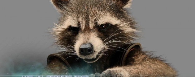 GUARDIANS OF THE GALAXY featurettes for Rocket Racoon and Groot!  Come hear Rocket's voice!