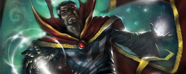 Marvel may be close to choosing who will direct and write the DOCTOR STRANGE movie