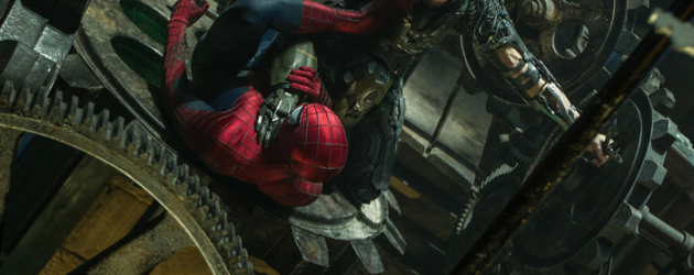 New awesome image from THE AMAZING SPIDER-MAN 2 shows what becomes of Dane DeHaan