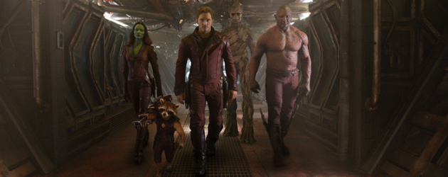 Marvel & James Gunn's GUARDIANS OF THE GALAXY first official teaser trailer hits… and wow!