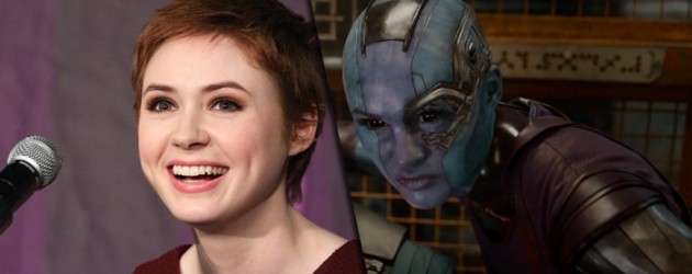 "DOCTOR WHO and GUARDIANS OF THE GALAXY star Karen Gillan gets lead in ABC pilot ""SELFIE"""