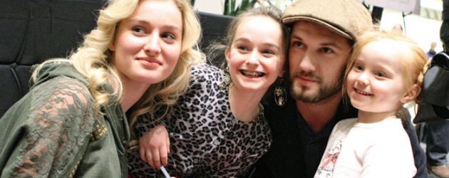 Exclusive Photos: ENDLESS LOVE's Alex Pettyfer visits Dallas for mall tour and fan meet & greet