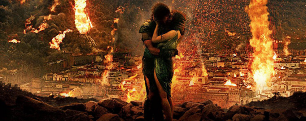 POMPEII review by Ronnie Malik – a 3D epic of disastrous proportions