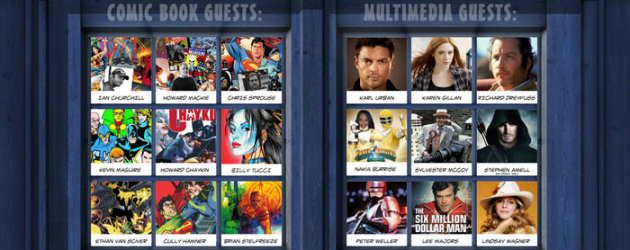 DFW fans can meet major pop culture heroes at Dallas Comic Con's SCI-FI EXPO this weekend