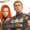 Paolo Rivera's CAPTAIN AMERICA: THE WINTER SOLDIER cast/crew poster is superb