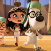 MR. PEABODY & SHERMAN review by Gary Murray – Jay Ward's classic characters get a nice update