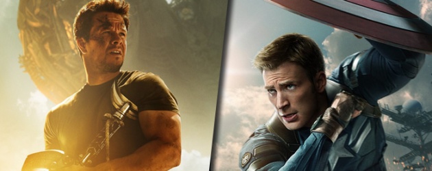 New posters – CAPTAIN AMERICA: THE WINTER SOLDIER and TRANSFORMERS: AGE OF EXTINCTION