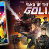 WAR OF THE WORLDS GOLIATH is out on DVD & 3D Blu-ray – enter to win one plus a signed art book!