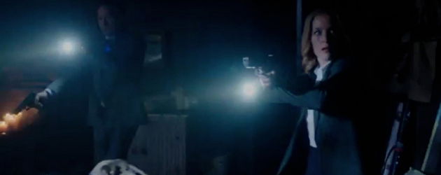 "THE X-FILES Revival new ""Monster"" TV spot – David Duchovny & Gillian Anderson return to FOX"
