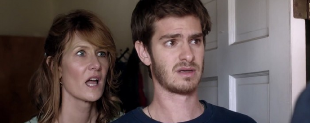 99 HOMES review by Ronnie Malik – Andrew Garfield works for a ruthless Michael Shannon