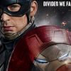 CAPTAIN AMERICA: CIVIL WAR review by Mark Walters – Marvel Superheroes battle each other