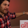 Video interview: Adam Pally talks about finding the right comedic balance in DIRTY GRANDPA