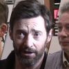 EDDIE THE EAGLE red carpet interviews: Hugh Jackman, Taron Egerton & Dexter Fletcher