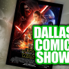 DFW, join us at Zeus Comics on Saturday for a DALLAS COMIC SHOW Star Wars giveaway!