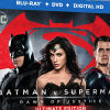 BATMAN v SUPERMAN: DAWN OF JUSTICE Ultimate Edition Blu-ray trailer & info