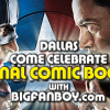 DFW, join us at Zeus Comics on Sunday (Sept 25) for NATIONAL COMIC BOOK DAY giveaways!