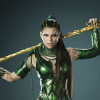 Get a good look at Elizabeth Banks as Rita Repulsa in Lionsgate & Saban's POWER RANGERS movie