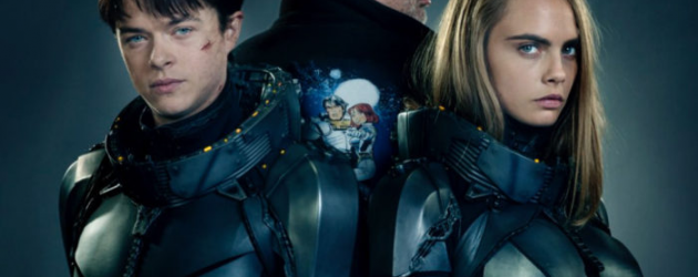 New trailer & poster for Luc Besson's VALERIAN AND THE CITY OF A THOUSAND PLANETS