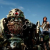 """New TRANSFORMERS: THE LAST KNIGHT trailer wants to know if you """"fight like a girl"""""""