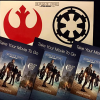 DFW, join us at Zeus Comics on Saturday for ROGUE ONE: A STAR WARS STORY giveaway!
