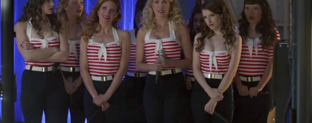 PITCH PERFECT 3 review by Rahul Vedantam – The Bellas reunite to sing for the USO