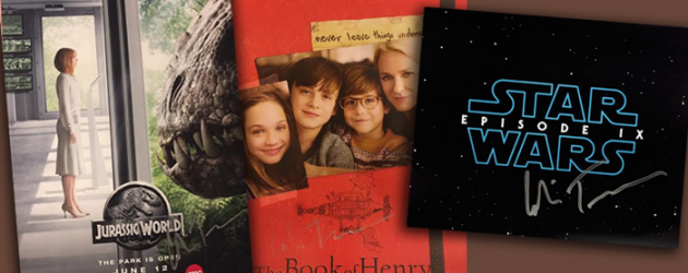 See THE BOOK OF HENRY today, win some Colin Trevorrow… get it? Exclusive contest!