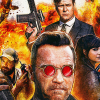 KILLING GUNTHER trailer & poster – Taran Killam wants to kill Arnold Schwarzenegger