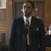 MARSHALL review by Patrick Hendrickson – Chadwick Boseman plays a young Thurgood Marshall