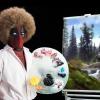 "DEADPOOL 2 gets a new ""Wet on Wet"" teaser trailer – Ryan Reynolds does his best Bob Ross"