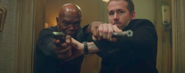 THE HITMAN'S BODYGUARD legendary stunt coordinator Greg Powell exclusive interview