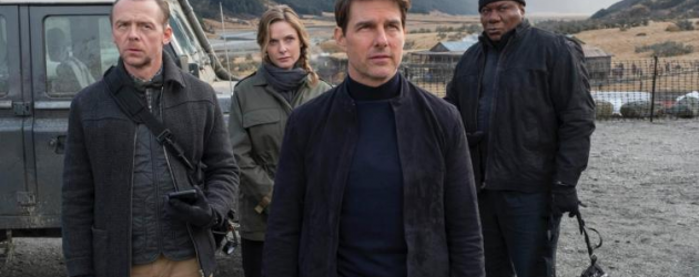 Enter to win MISSION: IMPOSSIBLE – FALLOUT on 4K Blu-ray – now available in stores!