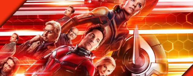 Marvel's ANT-MAN AND THE WASP review by Mark Walters – Paul Rudd gets a cool partner