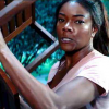 BREAKING IN review by Patrick Hendrickson – Gabrielle Union must fight evil from the outside