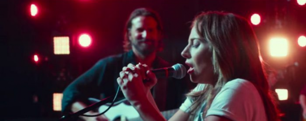 A STAR IS BORN is back in 1150 theaters for ONE week, plus 12 bonus minutes & new songs