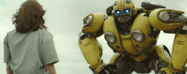 BUMBLEBEE review by Rahul Vedantam – Hailee Steinfeld stars in this Transformers origin story