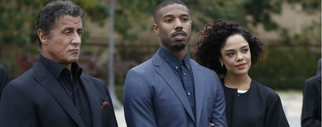 CREED II new trailer & poster(s) – Michael B. Jordan & Sly Stallone fight Drago's next generation