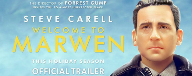 WELCOME TO MARWEN review by Patrick Hendrickson – Steve Carell finds strength in favorite toys