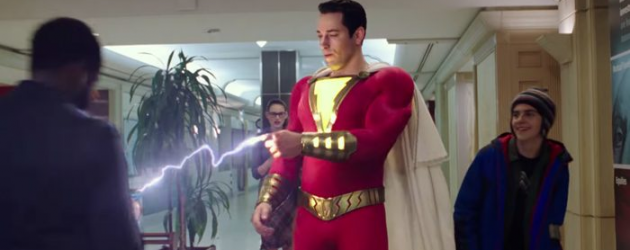 Austin, Dallas & Houston – print passes to see SHAZAM! Tuesday, April 2nd at 7pm