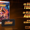 AVENGERS: INFINITY WAR hits Blu-ray & DVD August 14th – we review the year's hottest title