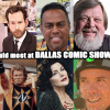 These are the 14 people you NEED to meet at Dallas Comic Show this weekend