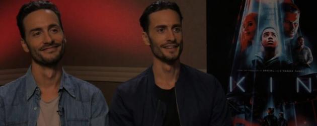 Video interview: Jonathan & Josh Baker talk about their feature directorial debut KIN