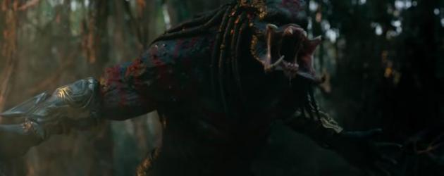 THE PREDATOR review by Patrick Hendrickson – Shane Black upgrades a beloved Sci-Fi franchise