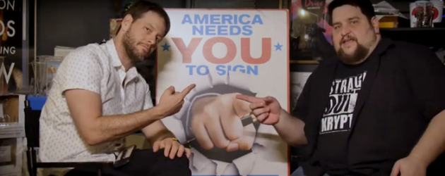 Video interview: Ike Barinholtz on hopping in the director chair for THE OATH
